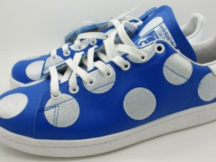 Men Sneaker BPD Polka Dot Blue